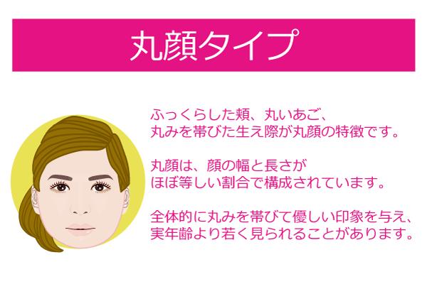 【丸顔の髪型】オーダー時にもう迷わない!丸顔さんに似合う髪型はこれだ!!